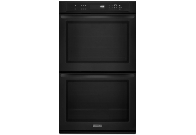KitchenAid - KEBK276BBL - Double Wall Ovens