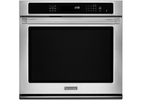 KitchenAid - KEBS109BSP - Built-In Single Electric Ovens