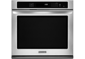 KitchenAid - KEBS109BSS - Built-In Single Electric Ovens