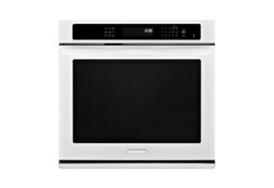KitchenAid - KEBS109BWH - Single Wall Ovens