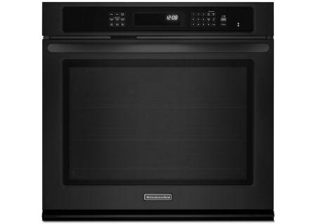 KitchenAid - KEBS179BBL - Single Wall Ovens