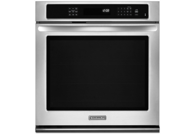 KitchenAid - KEBS179BSS - Single Wall Ovens