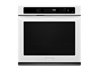KitchenAid - KEBS179BWH - Built In Electric Ovens