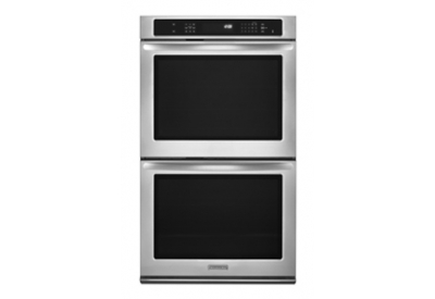 KitchenAid - KEBS207BSS - Double Wall Ovens
