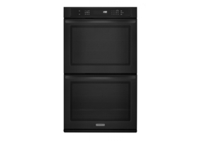 KitchenAid - KEBS209BBL - Built-In Double Electric Ovens