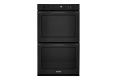 KitchenAid - KEBS209BBL - Double Wall Ovens
