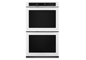 KitchenAid - KEBS209BWH - Built-In Double Electric Ovens