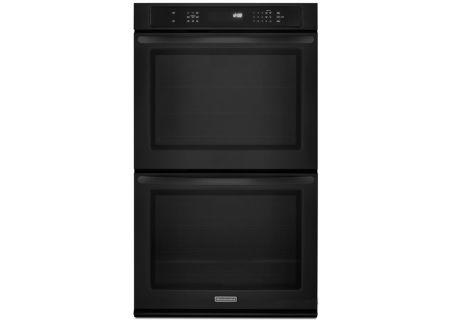 KitchenAid - KEBS279BBK - Double Wall Ovens