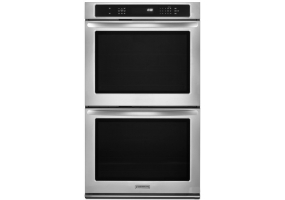 KitchenAid - KEBS279BSS - Double Wall Ovens