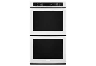 KitchenAid - KEBS279BWH - Double Wall Ovens