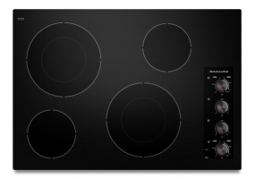 KitchenAid - KECC602BBL - Electric Cooktops