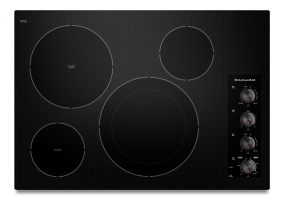 KitchenAid - KECC604BBL - Electric Cooktops