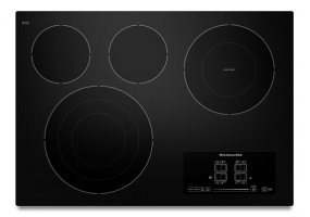 KitchenAid - KECC607BBL - Electric Cooktops