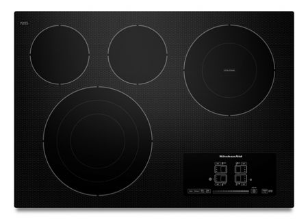 KitchenAid - KECC607BBL - Electric Cooktops
