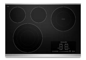 KitchenAid - KECC607BSS  - Electric Cooktops