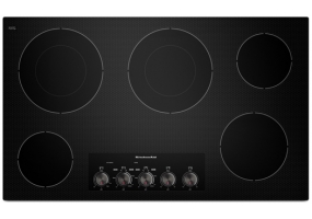 KitchenAid - KECC662BBL - Electric Cooktops