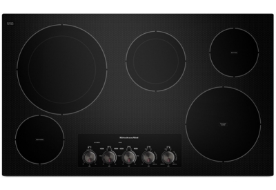 KitchenAid - KECC664BBL  - Electric Cooktops