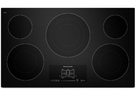 KitchenAid - KECC667BBL - Electric Cooktops