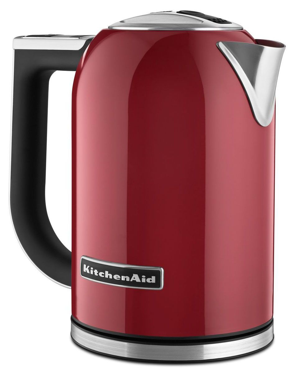 Kitchenaid Empire Red Electric Kettle Kek1722er Abt
