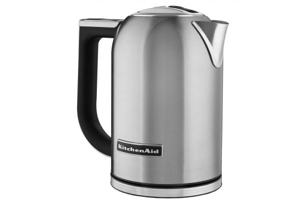 Large image of KitchenAid Stainless Steel Electric Kettle  - KEK1722SX