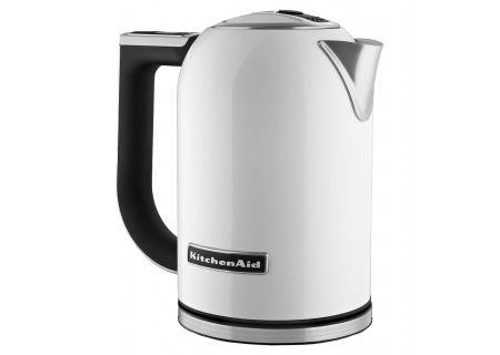 KitchenAid - kek1722wh - Tea Pots & Water Kettles