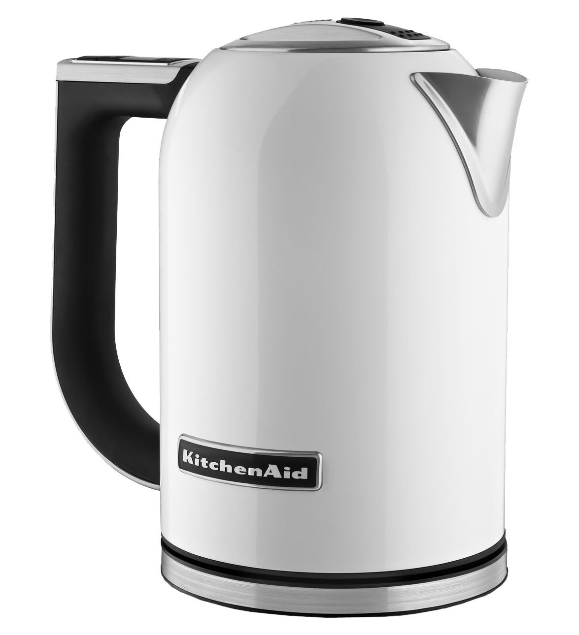 KitchenAid White Electric Kettle