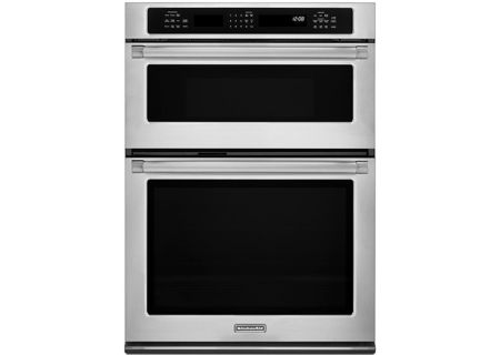 KitchenAid - KEMS309BSP - Microwave Combination Ovens