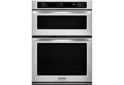 KitchenAid - KEMS309BSS - Microwave Combination Ovens