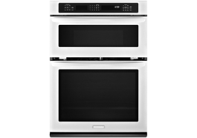 KitchenAid - KEMS379BWH - Microwave Combination Ovens