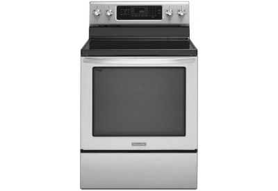 KitchenAid - KERS202BSS - Electric Ranges