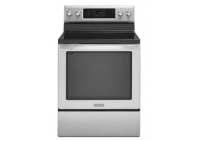 KitchenAid - KERS202BWH - Free Standing Electric Ranges