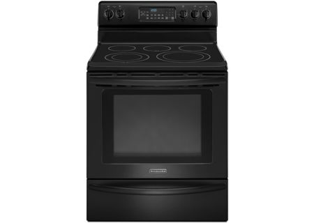KitchenAid - KERS206BL - Electric Ranges