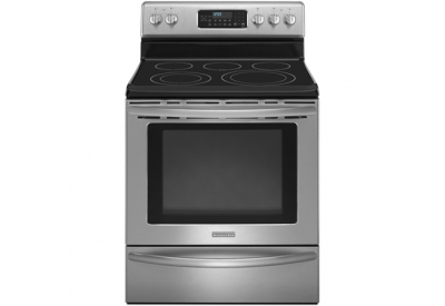 KitchenAid - KERS206SS - Electric Ranges