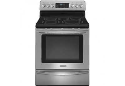 KitchenAid - KERS208SS - Electric Ranges