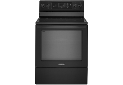 KitchenAid - KERS303BBL - Electric Ranges