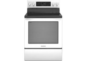 KitchenAid - KERS303BWH - Free Standing Electric Ranges