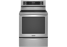 KitchenAid - KERS306BSS - Free Standing Electric Ranges
