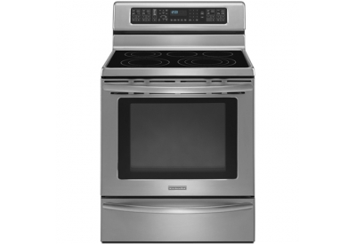 KitchenAid - KERS308SS - Electric Ranges