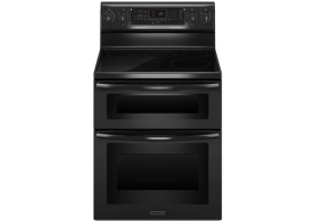 KitchenAid - KERS505XBL - Free Standing Electric Ranges