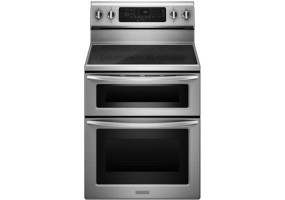KitchenAid - KERS505SS - Free Standing Electric Ranges