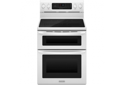 KitchenAid - KERS505WH - Electric Ranges