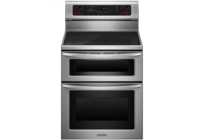 KitchenAid - KERS507XSS - Electric Ranges