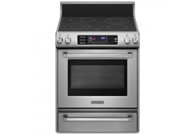 KitchenAid - KERS807XSP - Electric Ranges