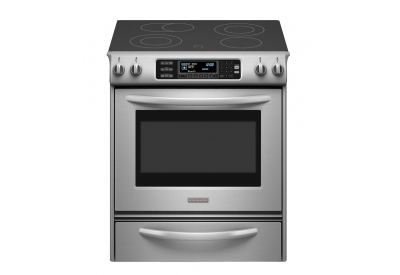KitchenAid - KESS907SSS - Slide-In Electric Ranges