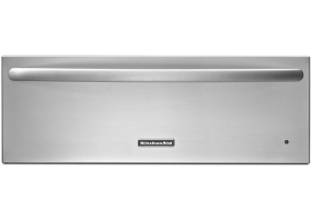 KitchenAid - KEWS175BSS - Warming Ovens