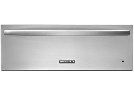 KitchenAid - KEWS175BSS - Warming Drawers