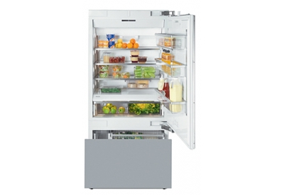 Miele - KF1803SF - Built-In Bottom Freezer Refrigerators