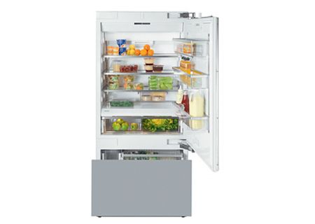 "Miele Vi Series 30"" Right Hinge Built-In Bottom Mount Refrigerator - KF1803VI"