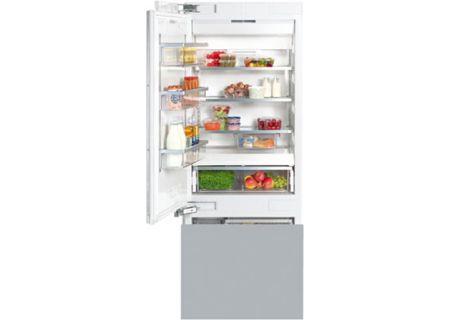 Miele - KF1813VI - Built-In Bottom Freezer Refrigerators