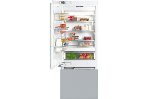 "Miele SF Series 30"" Left Hinge Built-In Bottom Mount Refrigerator - KF1813SF"